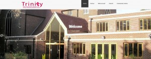 trinity website design margate