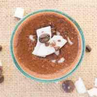 Creamy Mocha-Oat Smoothie