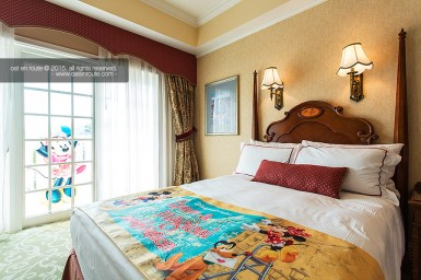 Deluxe Room at HK Disneyland Hotel