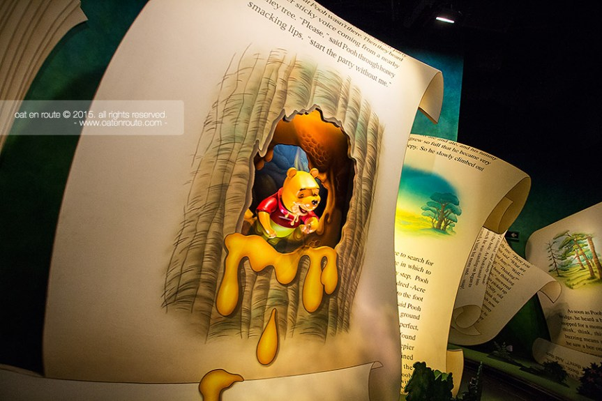 """""""The Many Adventures of Winnie the Pooh"""""""