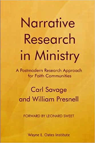 Narrative Research in Ministry