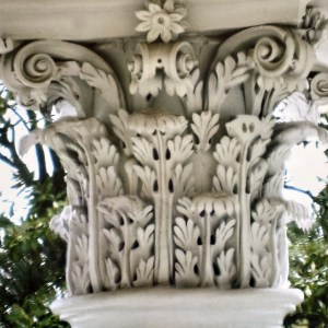 Corinthian Capital close-up