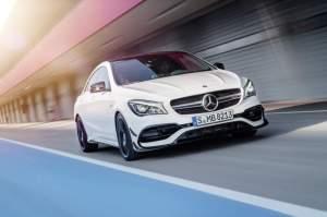 Mercedes-AMG CLA 45 Coupé; C117; 2016