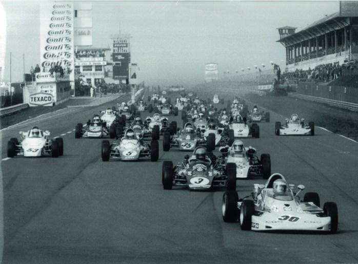 50 years of Formula Vee