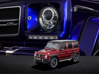 "Bunte Pack: Limitierte Modellauto-Serie Mercedes-AMG G 63 ""Crazy Colours"""