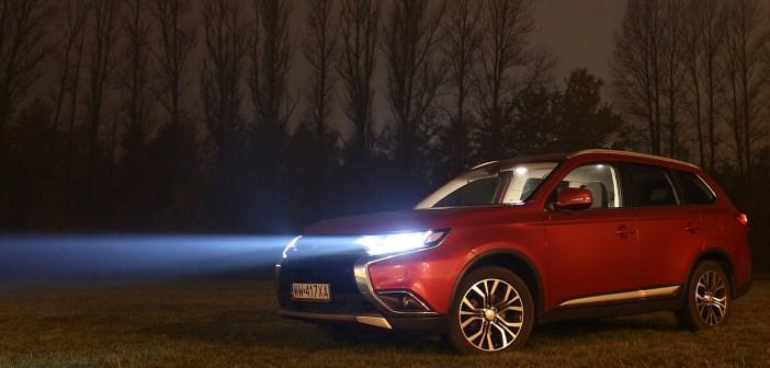 Test Mitsubishi Outlander Diesel 2.2 4WD 150 KM 6AT Intense Plus – Oaza komfortu
