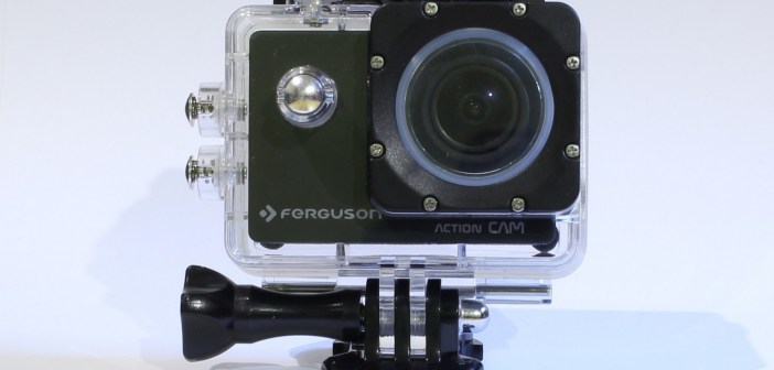 Test Ferguson eXtreme Action CAM – niedroga kamera do zadań specjalnych