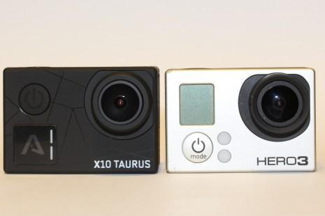 Lamax X10 Taurus vs GoPro Hero 3 Black