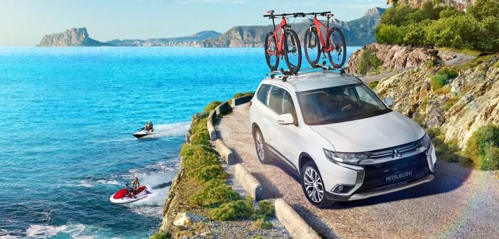 Wiosenny przegląd u  Mitsubishi w promocyjnej cenie.