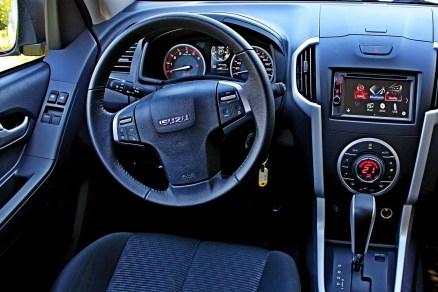 Wyposażenie niczym w samochodzie osobowym