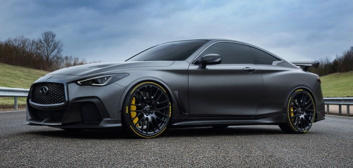 """INFINITI i Pirelli ogłaszają partnerstwo w przedsięwzięciu """"Project Black S"""""""