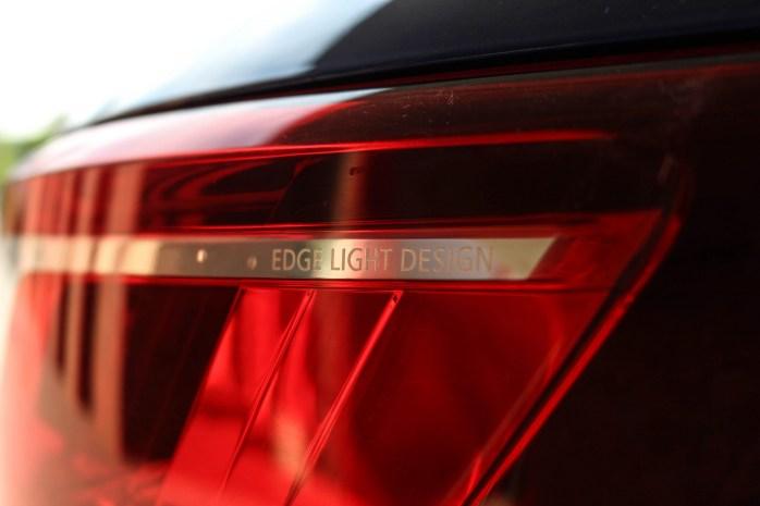 Edge Light Design tylnych świateł