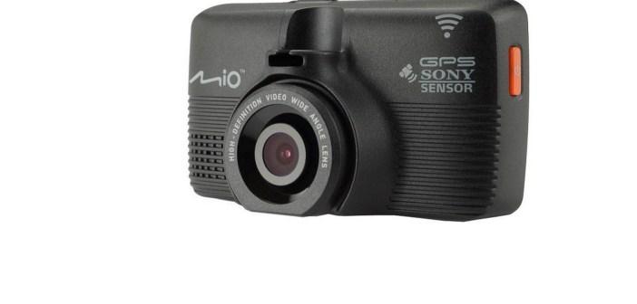 Mio prezentuje pierwsze urządzenie z nowej serii wideorejestratorów: MiVue 792 WIFI Pro
