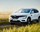 Nowe Renault Koleos przedpremierowo do zobaczenia  w Polsce podczas GP w Wiśle
