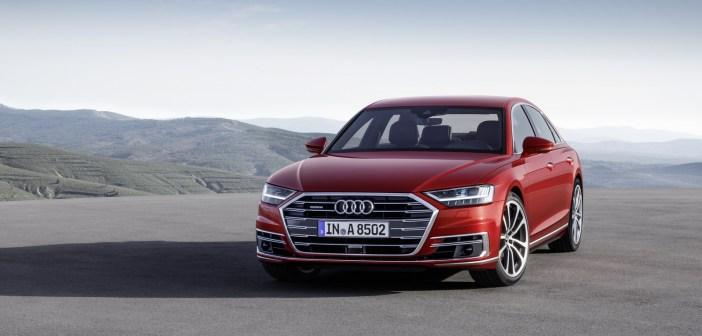 Dziś miała miejsce światowa premiera flagowego modelu, na Audi Summit w Barcelonie