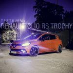 Renault Clio R.S. Trophy 220 EDC