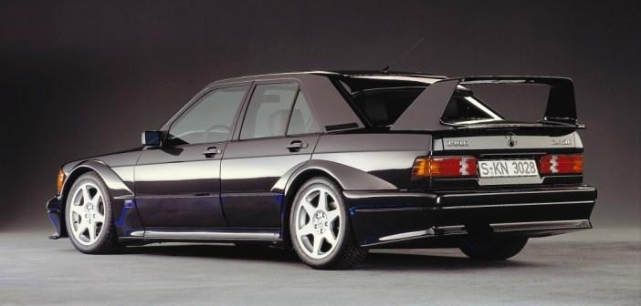 35 lat temu Mercedes-Benz W 201 otworzył pierwszy rozdział w historii Klasy C