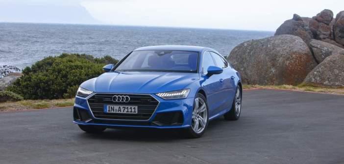 Nowe Audi A7 Sportback progresywne stylistycznie i technicznie