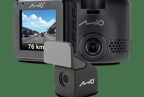 MiVue C380 Dual – doskonała jakość w przystępnej cenie