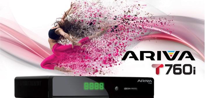 Ferguson wprowadza na rynek nowy odbiornik telewizji naziemnej – Ariva T760i