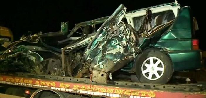 VIDEO | Kierowca prowadził relację live na Facebooku – zabił 9 osób