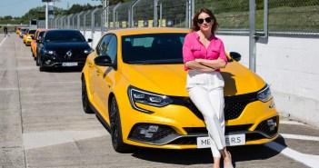 VIDEO | Renault Sport Days na torze w Poznaniu na 120-lecie Renault