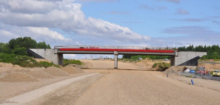 Autostrada A1 – dwa wiadukty do rozbiórki.