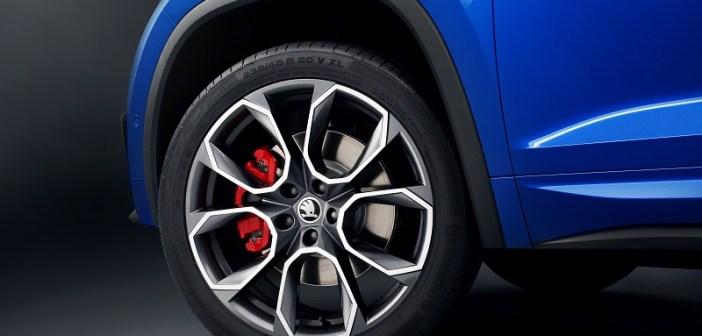 Sportowa moc i elegancja – przedstawiamy design nowej ŠKODY KODIAQ RS
