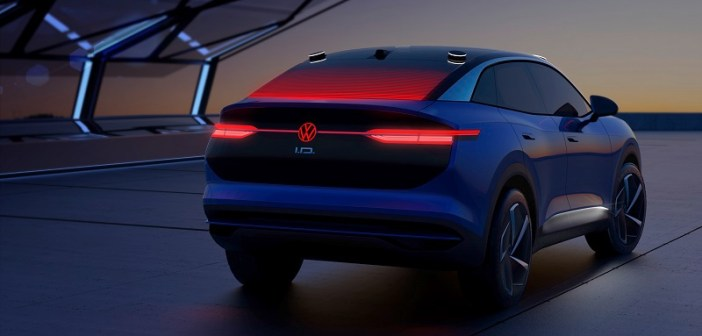 Nowatorskie oświetlenie samochodów przyszłości Volkswagena