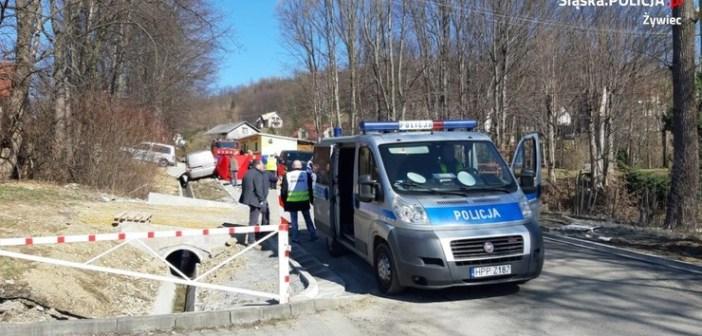 Samochód wjechał w dwie kobiety na Śląsku. Zginęły na miejscu
