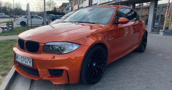 BMW 1M – 2011 – 199.999 PLN – Warszawa – Solidna inwestycja kapitału