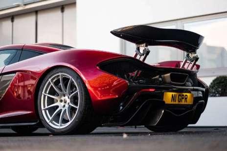 McLaren P1 3