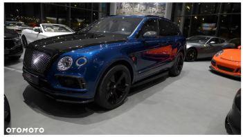 Bentley W12 First Edition