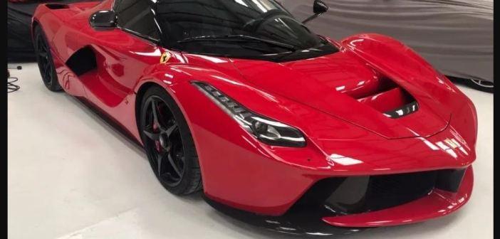 Ferrari LaFerrari – 2014 – 2.190.000 EUR – Łódź – taki Prius tylko trochę szybszy