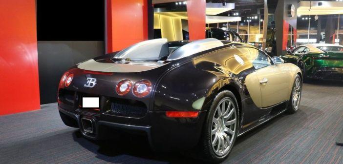 Bugatti Veyron – 2009 – 890.000 EUR – Kraków – ten pierwszy