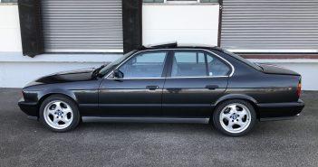 BMW M5 E34 – 1993 – 187.785 USD – Niemcy – nówka salonówka