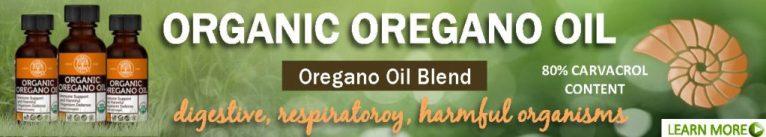 organic oregano oil blend