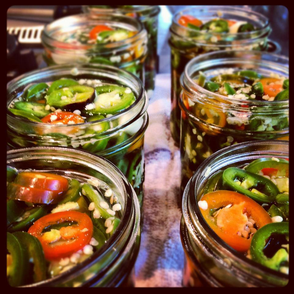 Pickled Jalapeno Peppers & Cowboy Candy Recipes