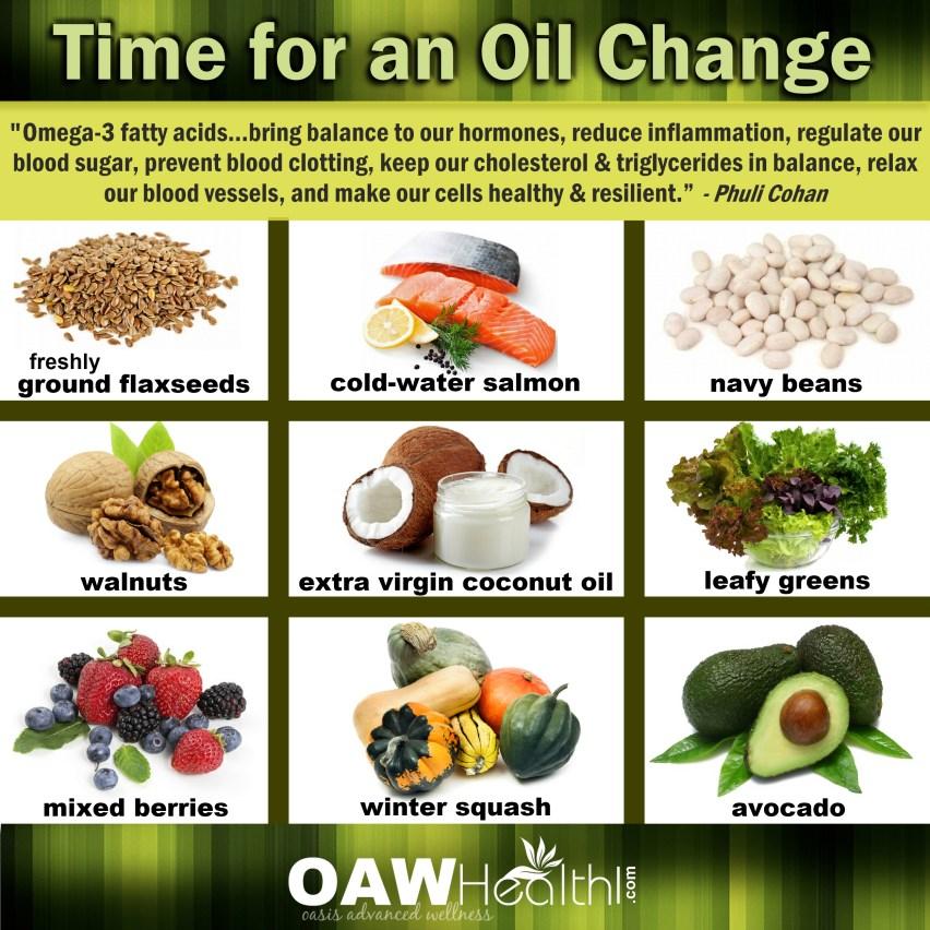 omega 3 oils sources