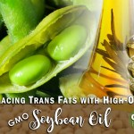 GMO Soybean Oil Replace Trans Fat