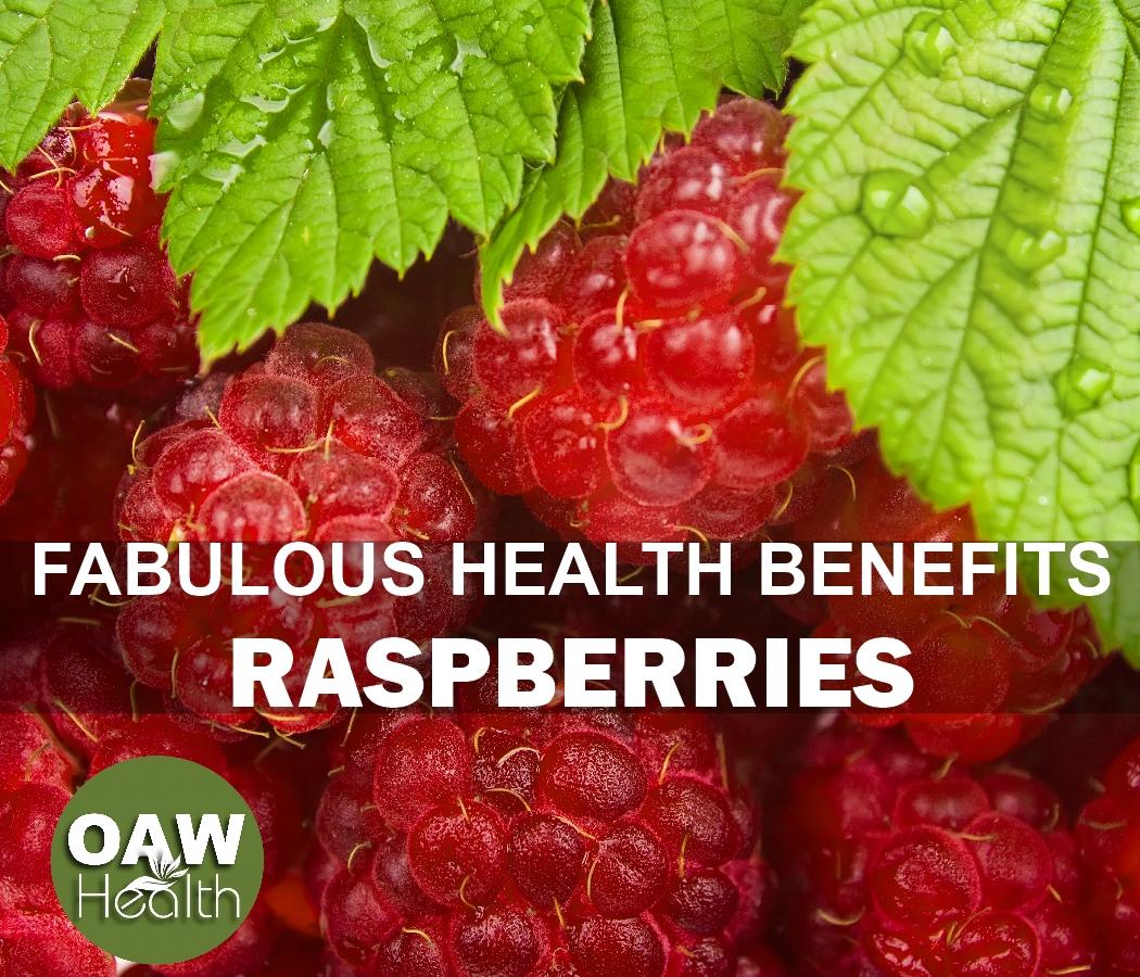 Fabulous Health Benefits of Raspberries