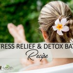 Detox and Stress Relief Bath Recipe