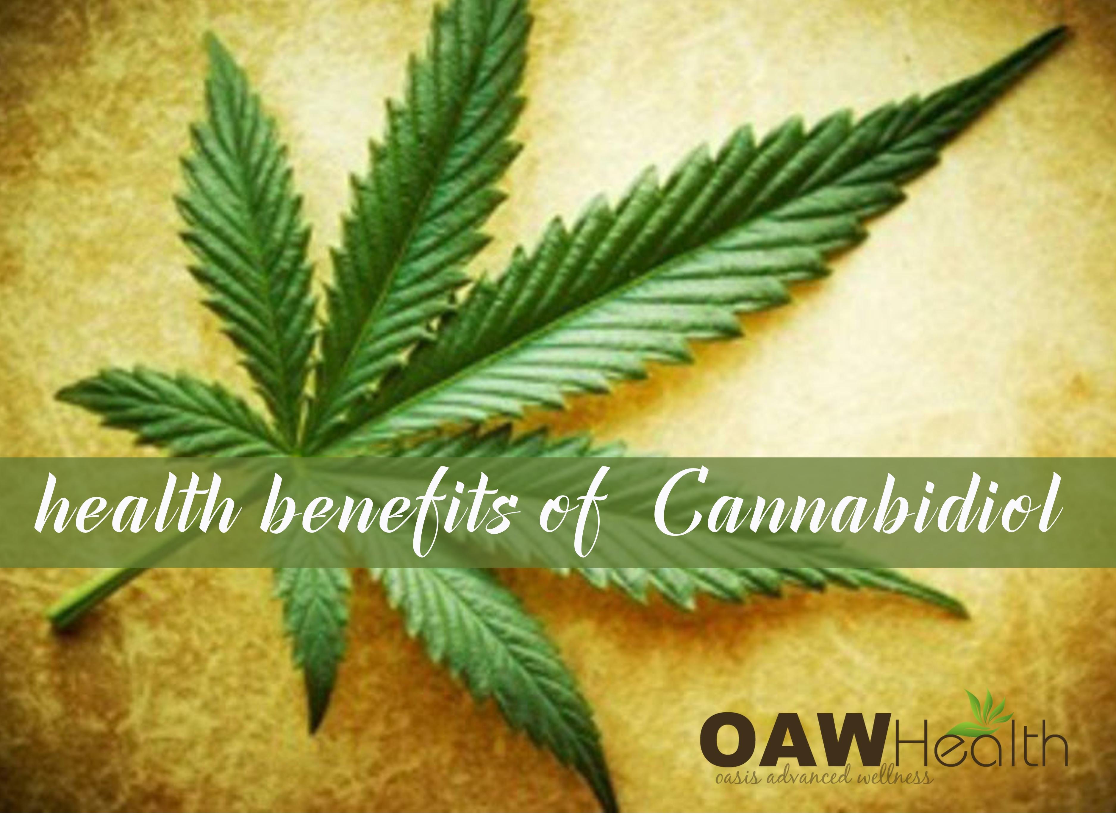 Health Benefits of Cannabidiol (CBD)