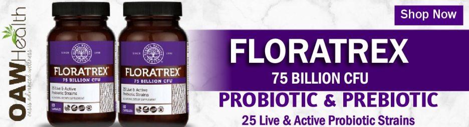 Floratrex Probiotic and Prebiotic