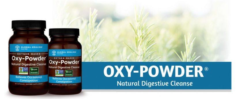 oxy-powder banner