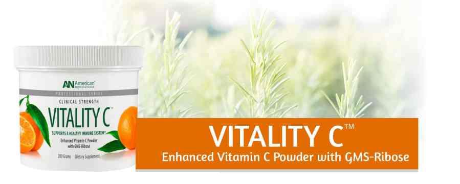 Enhanced Vitamin C with GMS-Ribose