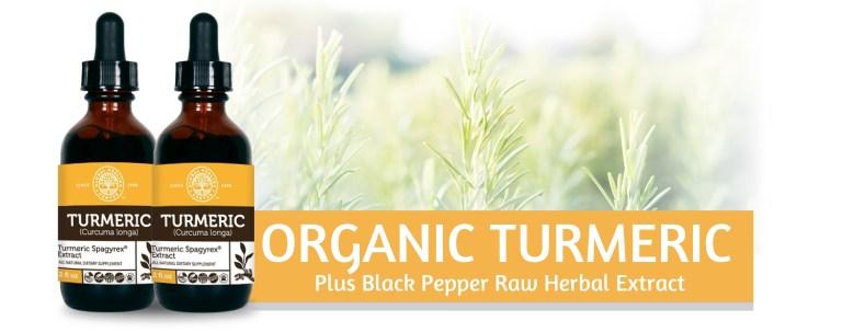 Organic Turmeric with Black Pepper