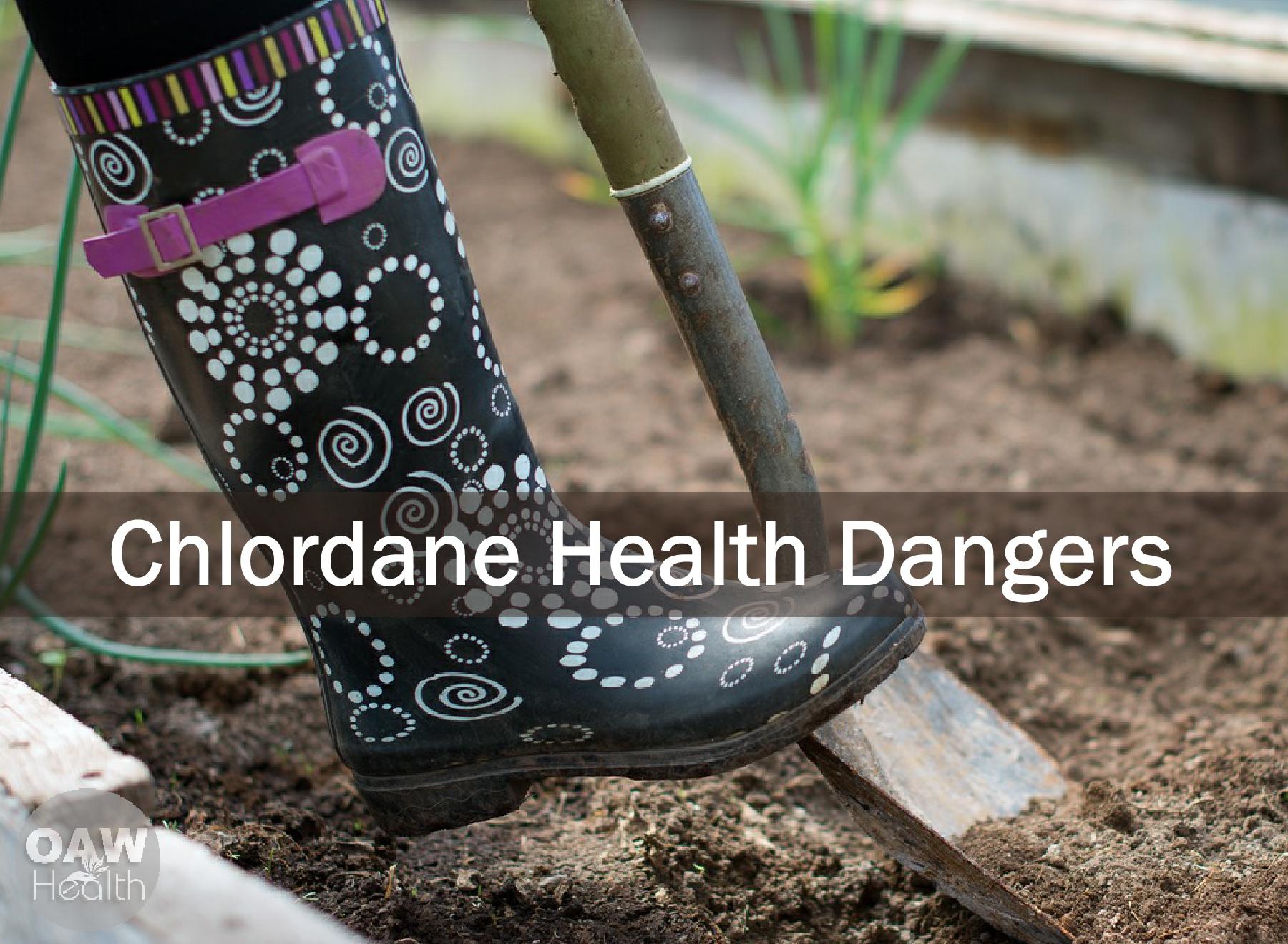Chlordane Health Dangers Still Abound