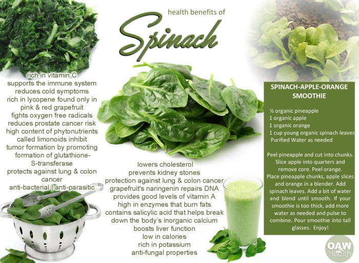 27 Exciting Health Benefits of Spinach