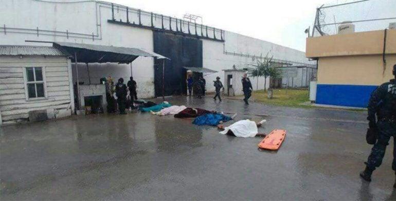 Resultado de imagen para Muertos Penal de Tamaulipas